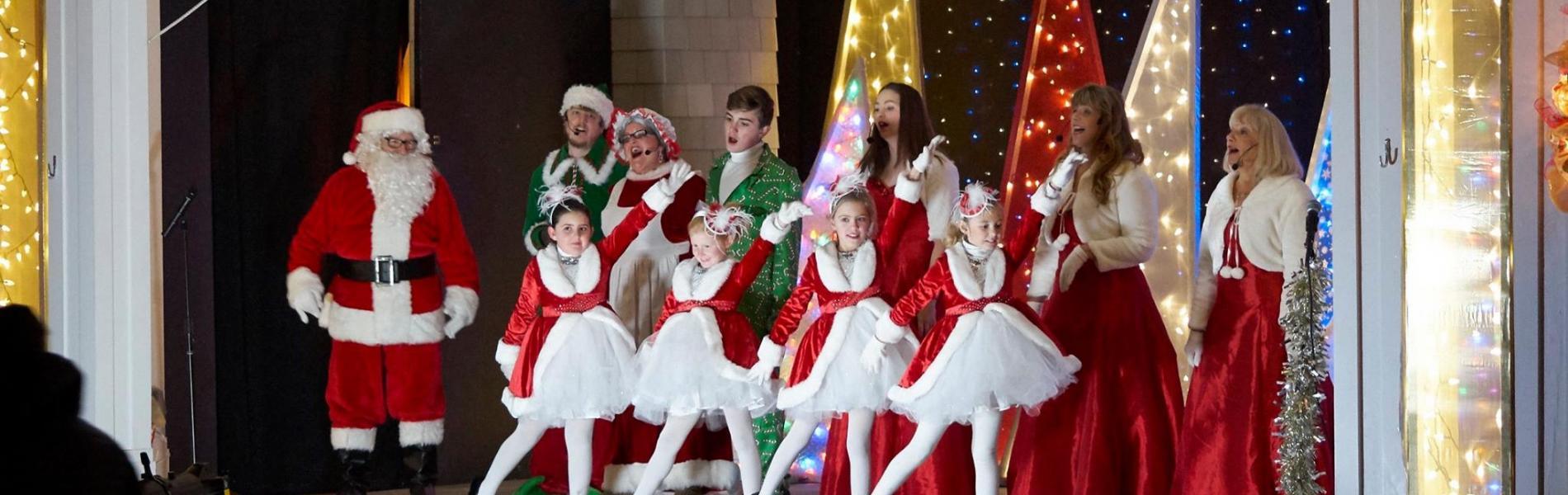 Fantasy Christmas Show