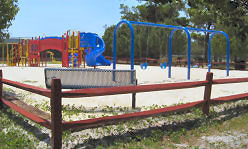Playground on Kure Beach